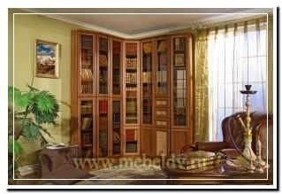 Комплект шкафов  для книг Марракеш