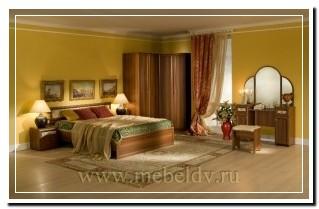 композиция 2 Спальня МИЛАНА