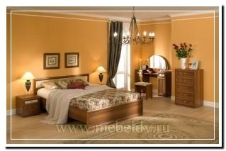 Композиция 3 Спальня МИЛАНА