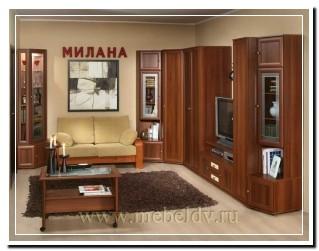 Гостиная МИЛАНА композиция 2