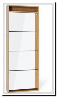 Шкаф для обуви К-4 З (с зеркалом)