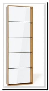 Шкаф для обуви К-5 З (с зеркалом)