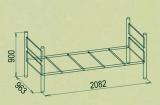 Кровать Калейдоскоп1