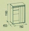 Шкаф для одежды 1