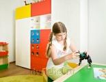 детский стол Лего